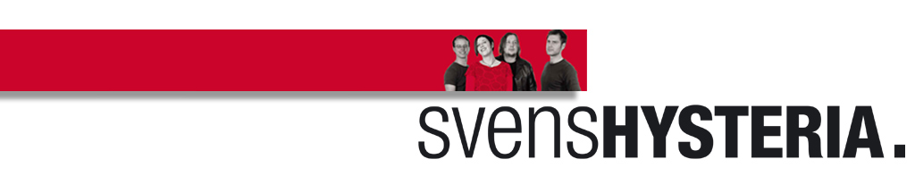 svenshysteria. acoustic rock sounds.